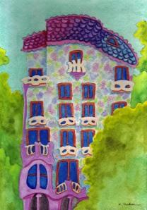 copyright Beth Parker Art 2011