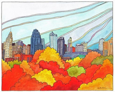 Copyright Beth Parker Art 2013